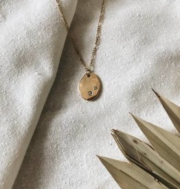 Tumble Tumble | Earthy Necklace