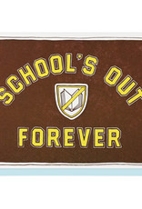 Lucky Horse Press School's Out Forever Card