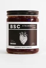 Bushwick Sauce Company Bushwick Sauce Company | Strawberry Jam 9oz.