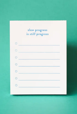 M.C. Pressure M.C. Pressure | Slow Progress Notepad