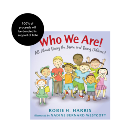 Penguin Random House Who We Are!: All about Being the Same and Being Different