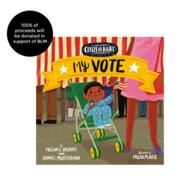 Penguin Random House Citizen Baby: My Vote