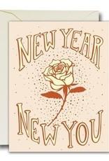 Native Bear Native Bear   New Year New You Card