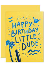 The Social Type The Social Type| Little Dude Birthday