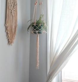 Terra + Twine Terra & Twine | Plant Hanging Basket