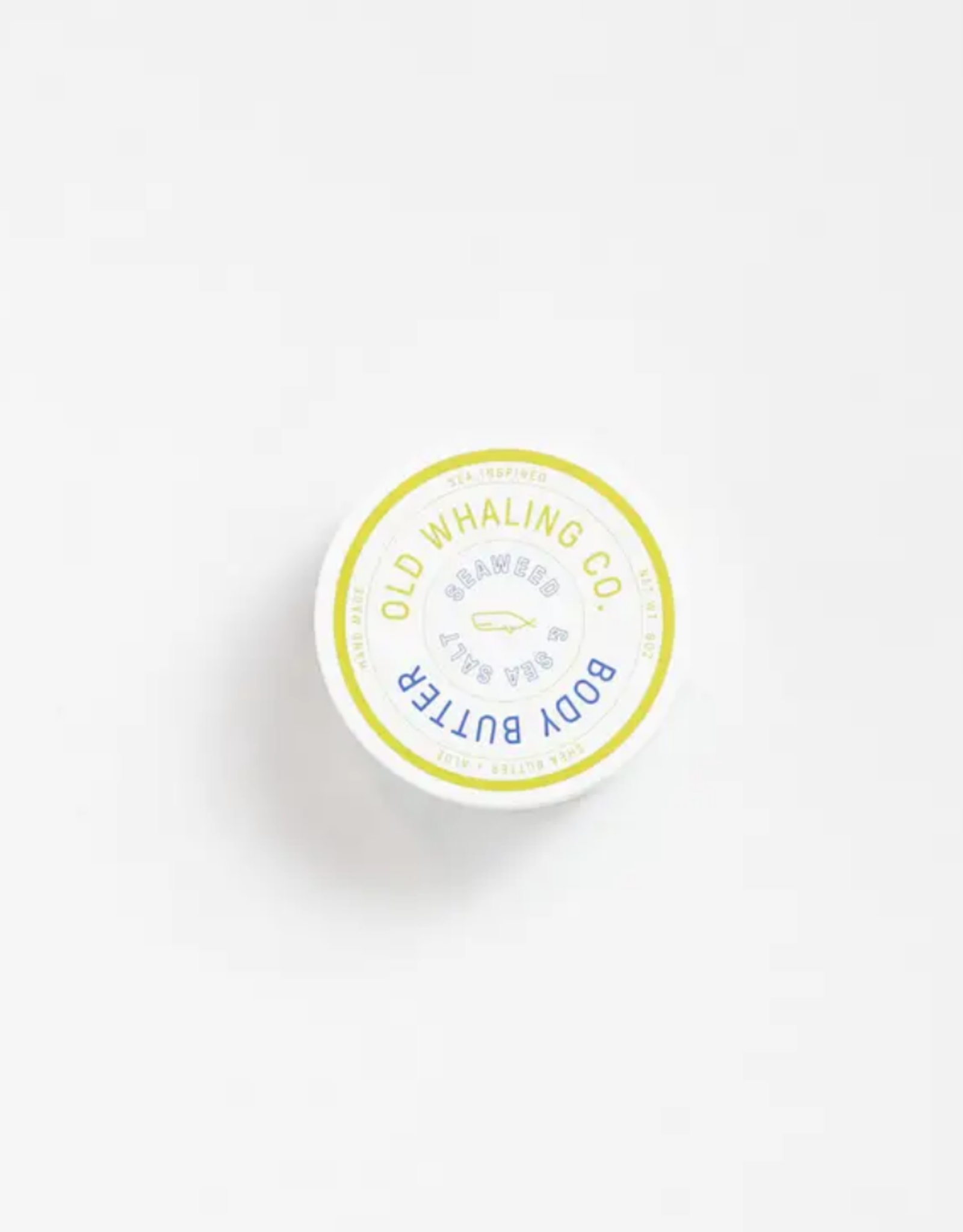 Old Whaling Company Old Whaling Body Butter (Full Size)