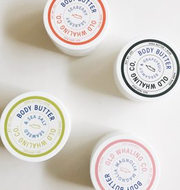 Old Whaling Company Old Whaling Mini Body Butter