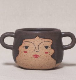 Echeri Ceramics Echeri Ceramics    Muñeca Vessel