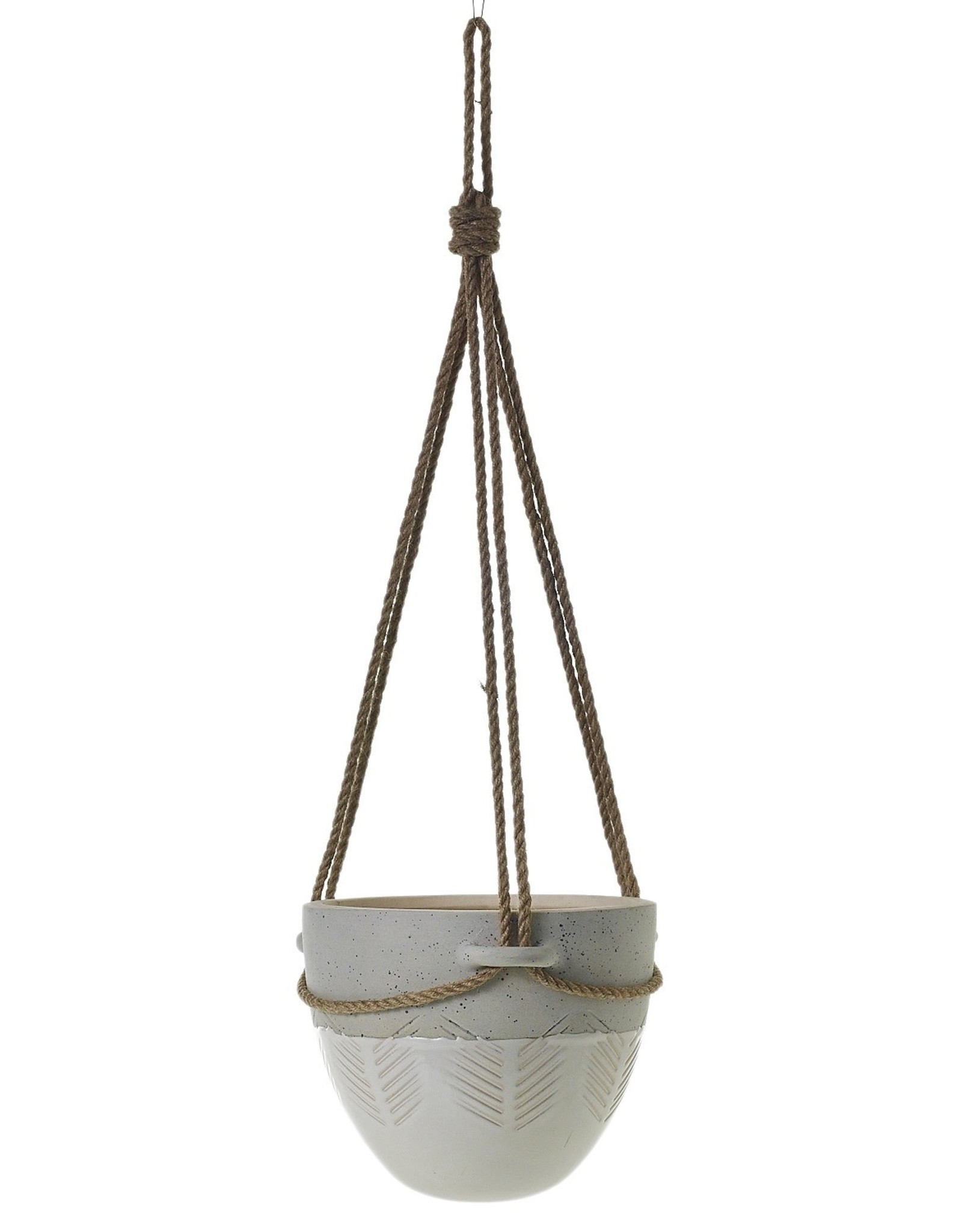 "9.5"" Hammock Hanging Pot"