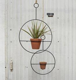 "13.5""-18"" Plantie Hanging Vase"