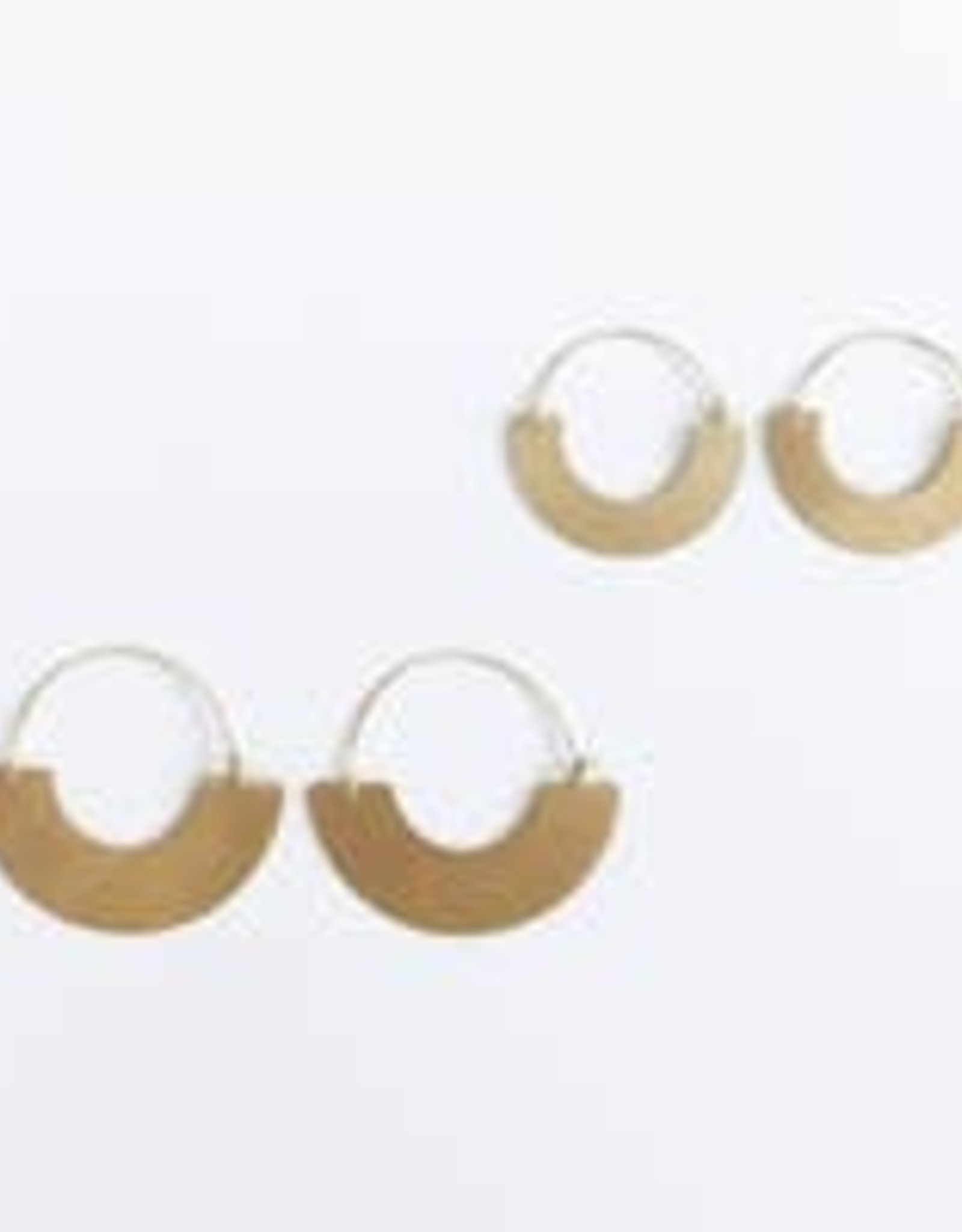Rover & Kin Rover & Kin | Everyday Hoop Earrings