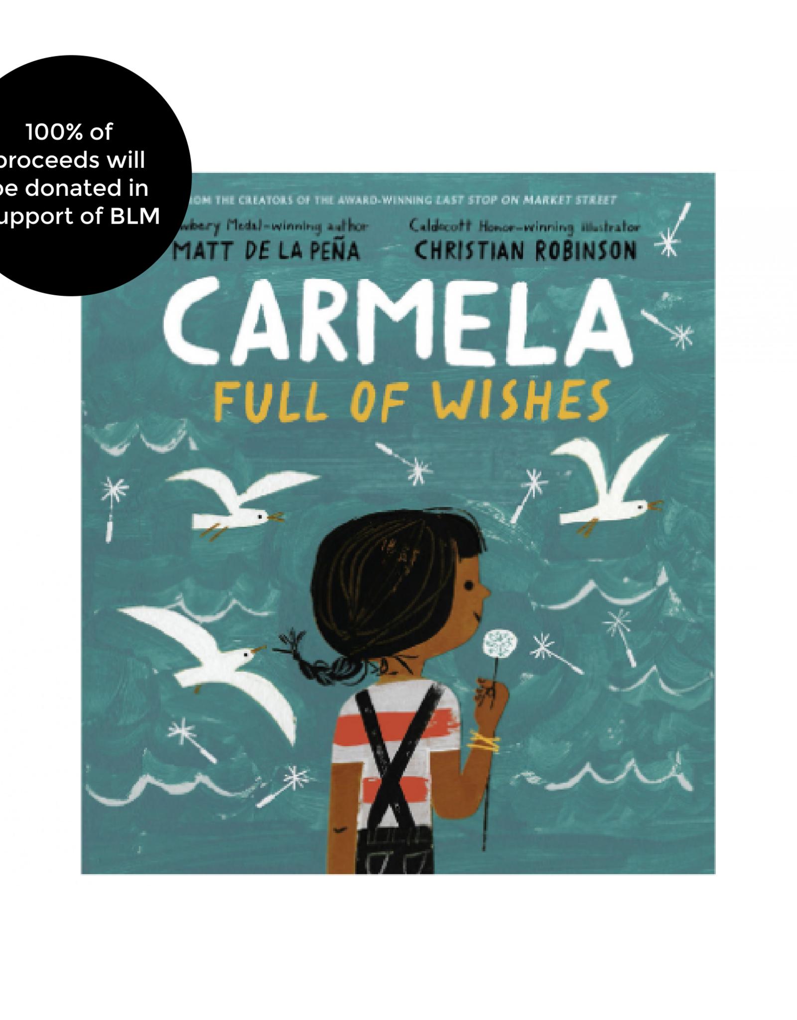 Penguin Random House Carmela Full of Wishes