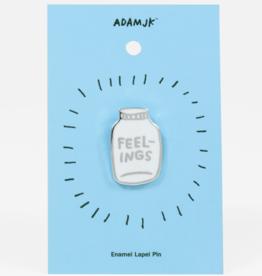 AdamJK Adam JK | Feelings Pin