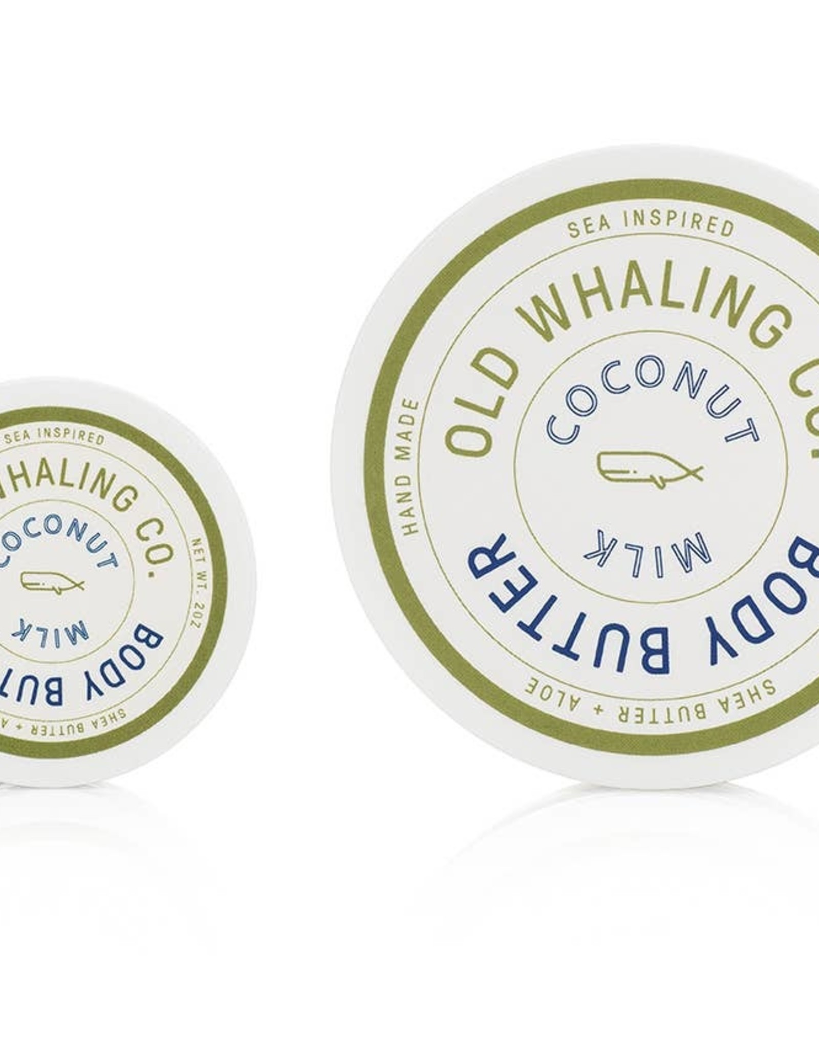 Old Whaling Company Old Whaling Mini Body Butter 2oz.