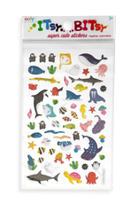 Ooly Ooly | Itsy Bitsy Stickers: Marine Friends