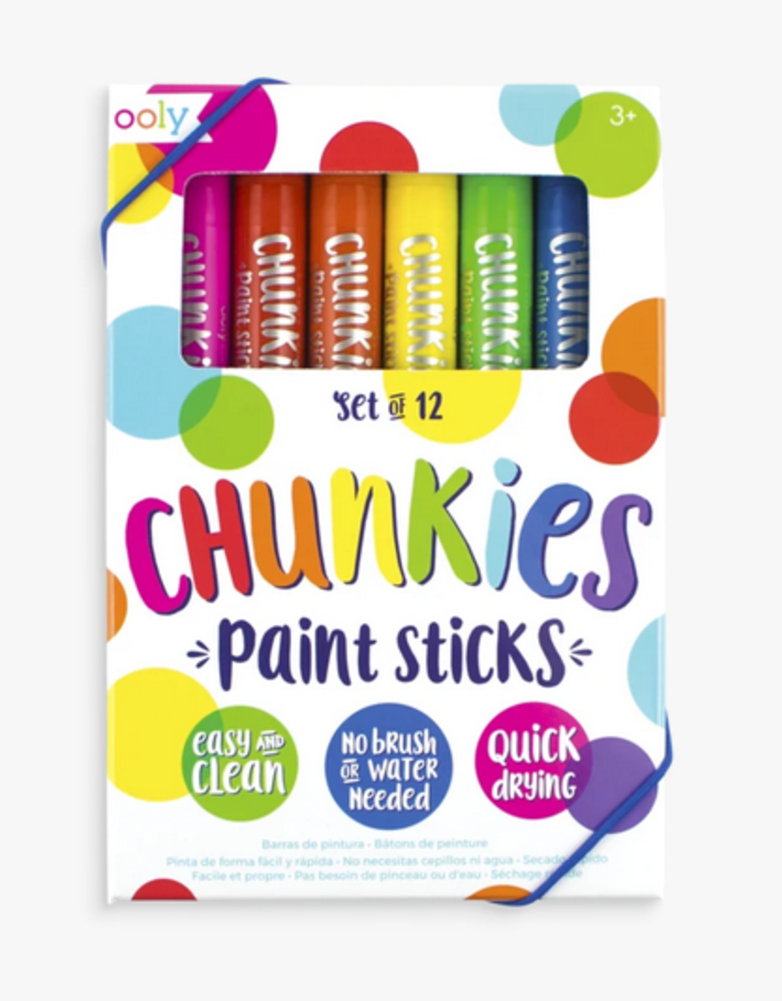 Ooly Ooly| Chunkies Paint Sticks