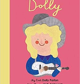 Hachette Little People Big Dreams- My First Dolly Parton Board Book