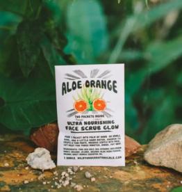 Wild Yonder Botanicals Wild Yonder Botanicals | Aloe Orange Face Scrub