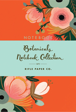 Chronicle Rifle Paper Botanical Notebook Collection  (Set of 3)