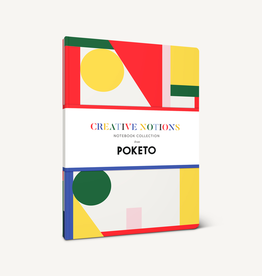 Chronicle Poketo: Creative Notions Notebook Set