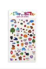 Ooly Ooly | Itsy Bitsy Stickers: Animal Town