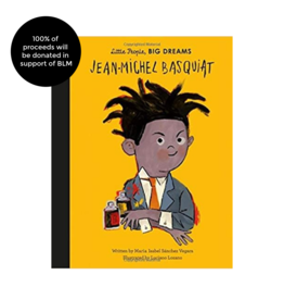 Hachette Little People Big Dreams- Jean-Michel Basquiat