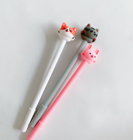 Animal Gel Pen