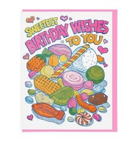 Lucky Horse Press Lucky Horse Press | Sweet Birthday Card