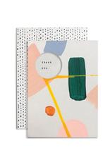 Mōglea Mōglea | Sahara Thank You Card (single + boxed)
