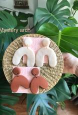 Katy Sperry Katy Sperry Mystery Arch Earrings