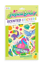 Ooly Ooly | Tropical Birds Scented Stickers