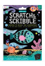 Ooly Ooly | Scratch and Scribble: Friendly Fish