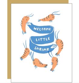 Egg Press Egg Press | Shrimp Baby Card