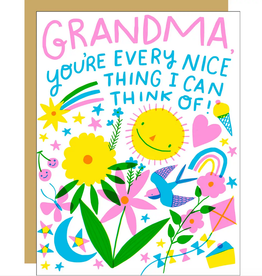Egg Press Egg Press | Every Nice Thing Grandma Card