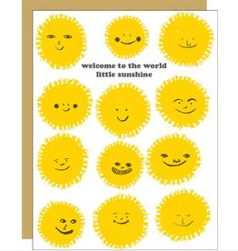 Egg Press Egg Press | Welcome Sunshine Card