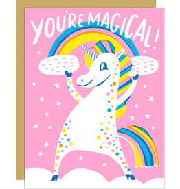 Egg Press Egg Press | Magical Unicorn Card