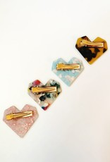 Mini Heart Clip