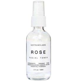 Soprano Labs Soprano Labs | Rose Hydrating Mist Organic Face Toner