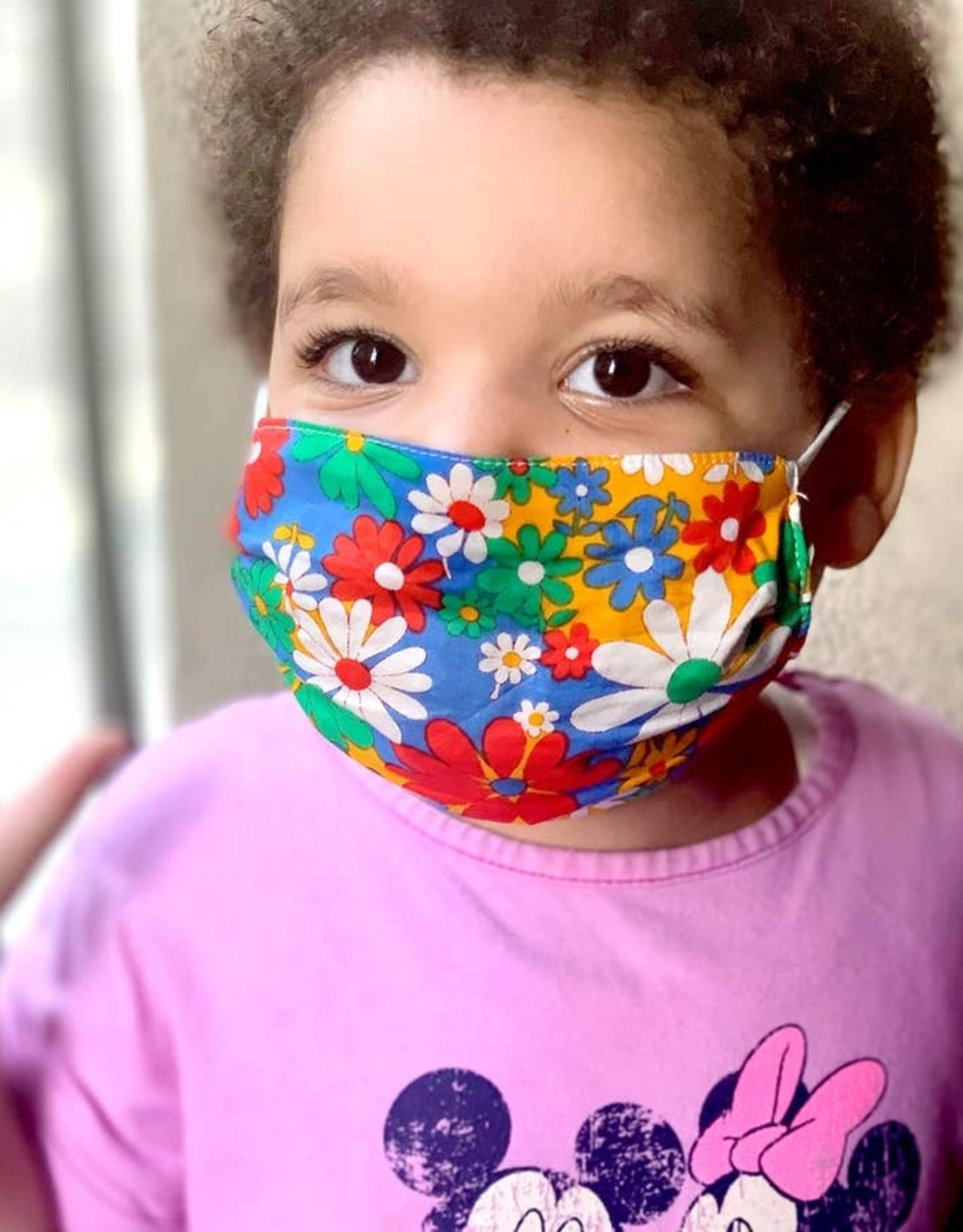 Saint Geraldine Cotton Kid's Mask with filter