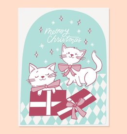 The Good Twin The Good Twin | Meowy Xmas Cards (Box of 6)