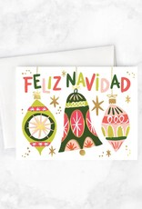 Idlewild Co. Idlewild Co. | Feliz Ornaments Card
