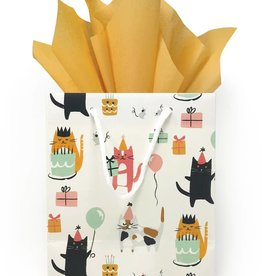 Idlewild Co. Cat Party Gift Bag