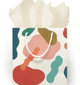 Idlewild Co. Color Blobs Gift Bag