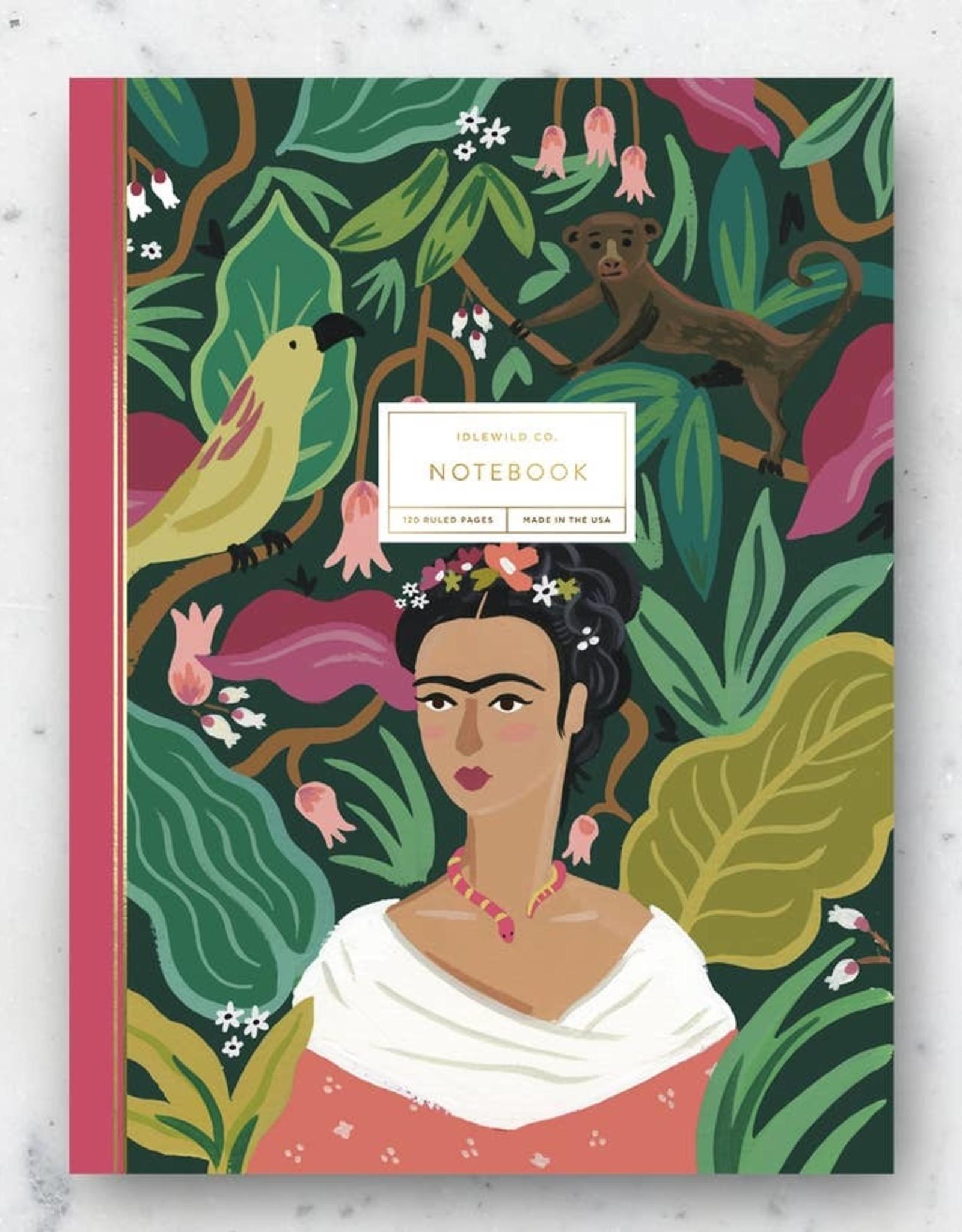 Idlewild Co. Idlewild Co. | Frida Notebook