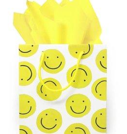 Idlewild Co. Smiley Gift Bag