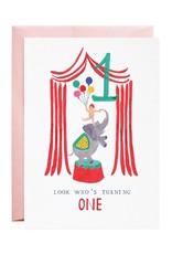 Mr. Boddington's Mr. Boddington's | One Ellie Elephant Card