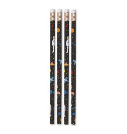 Mr. Boddington's Mr. Boddington's | Space Pencils (Set of 4)