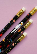 Mr. Boddington's Mr. Boddington's | Space Pencils (Set of 4)