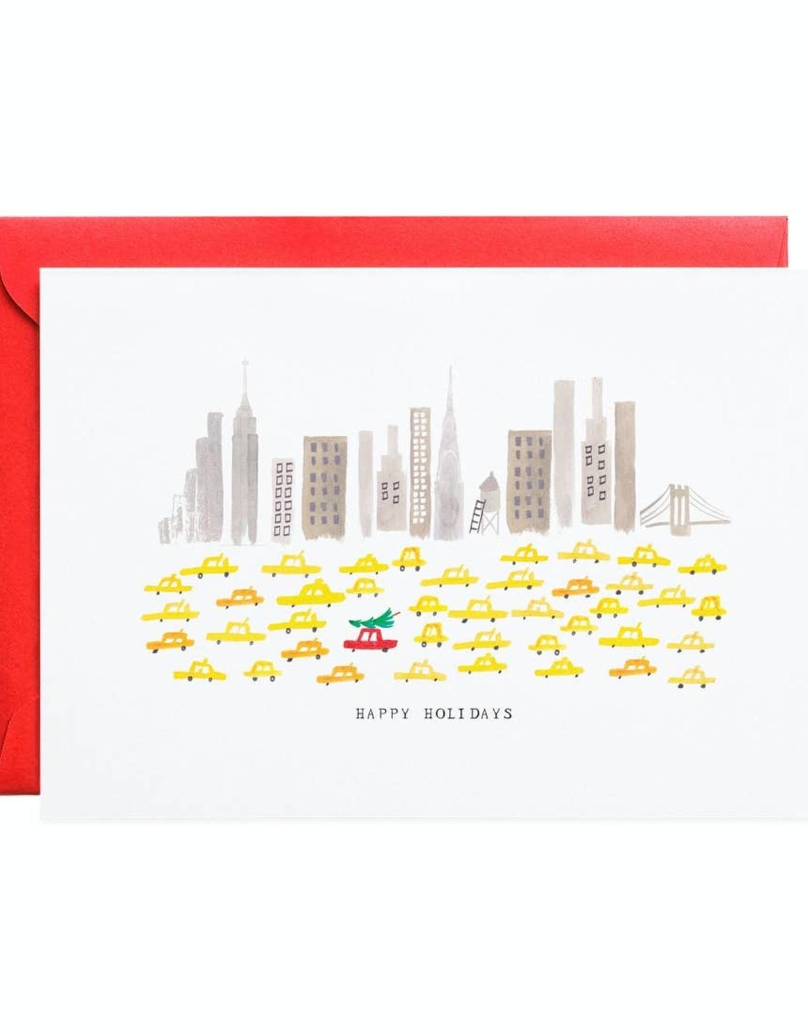 Mr. Boddington's Mr. Boddington's | Tree On Cab Card