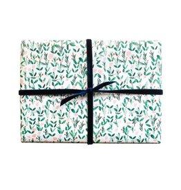 Mr. Boddington's Mr. Boddington's | Charlotte Roses Wrapping Sheet